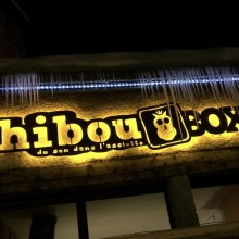 Restaurant Hiboubox