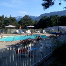 Camping la Chabannerie - Trièves - Vercors