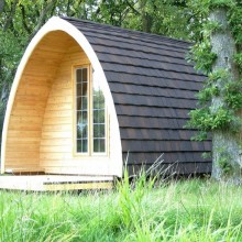 Camping la Chabannerie - Pods