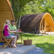 Camping La Chabannerie - Pod
